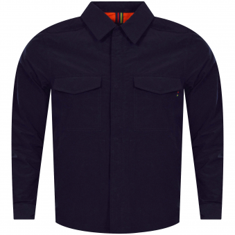 PS Paul Smith Navy Shirt Jacket