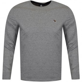 Paul Smith Grey Regular Fit T-Shirt