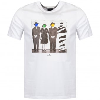 Paul Smith Line-Up T-Shirt