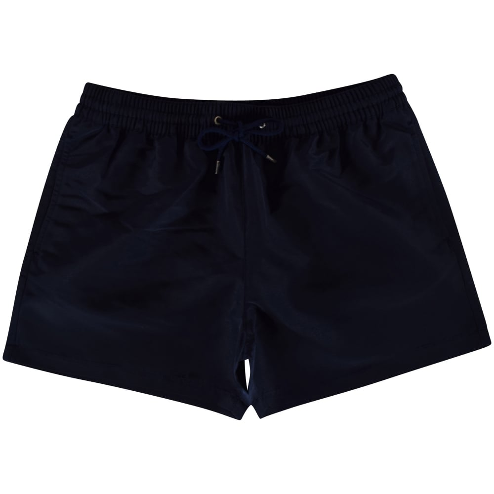 db55e0b0ab PS PAUL SMITH Paul Smith Navy Pocket Logo Swim Shorts - Men from ...