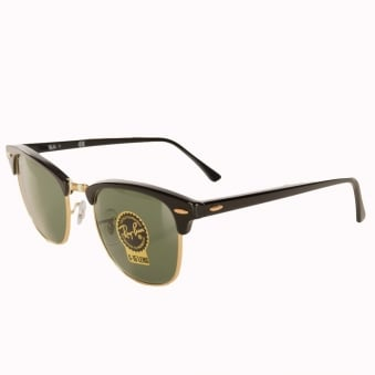 Ray-Ban Black Club Master Sunglasses