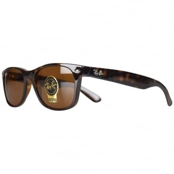 Ray Ban Havana New Wayfarer Sunglasses