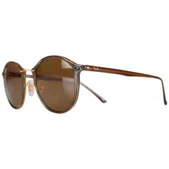 Ray Ban Havana Tea Shade Sunglasses