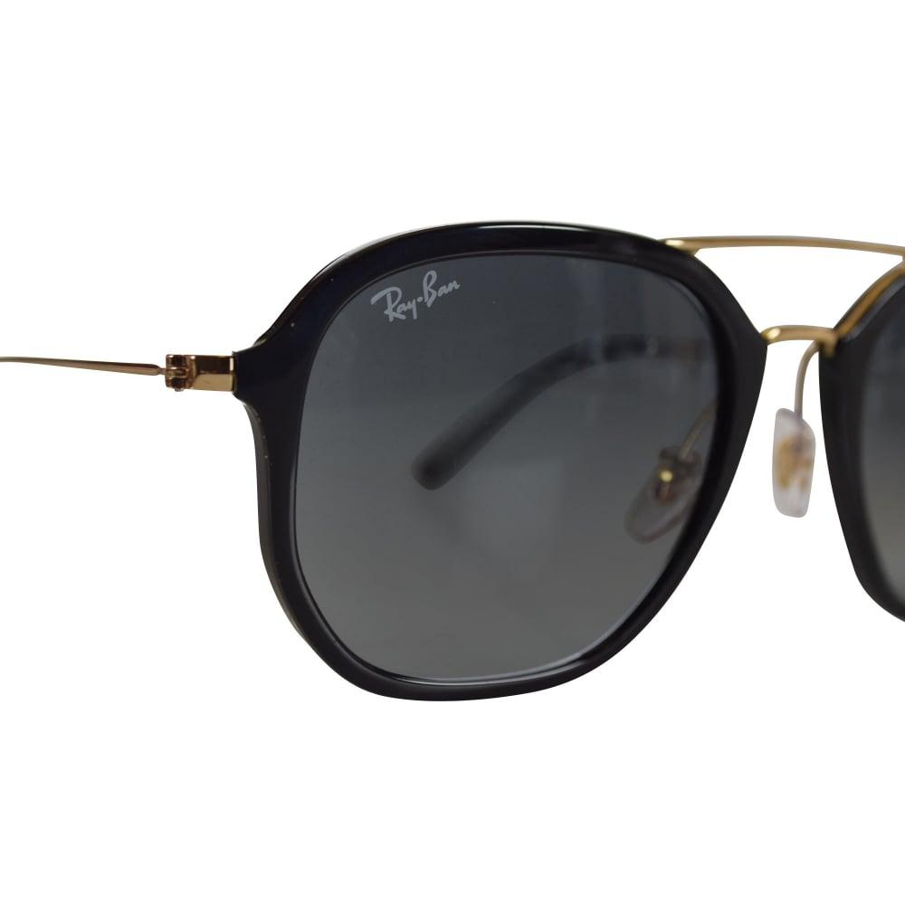 Ray Ban Sunglasses Ray Ban Sunglasses Black Gold Highstreet Sunglasses