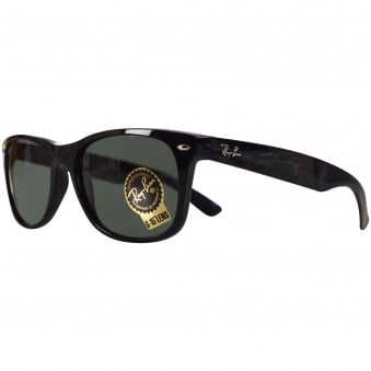 Ray Ban Sunglasses Black New Wayfarer Sunglasses