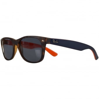 Ray Ban Sunglasses Black/Red Wayfarer Sunglasses