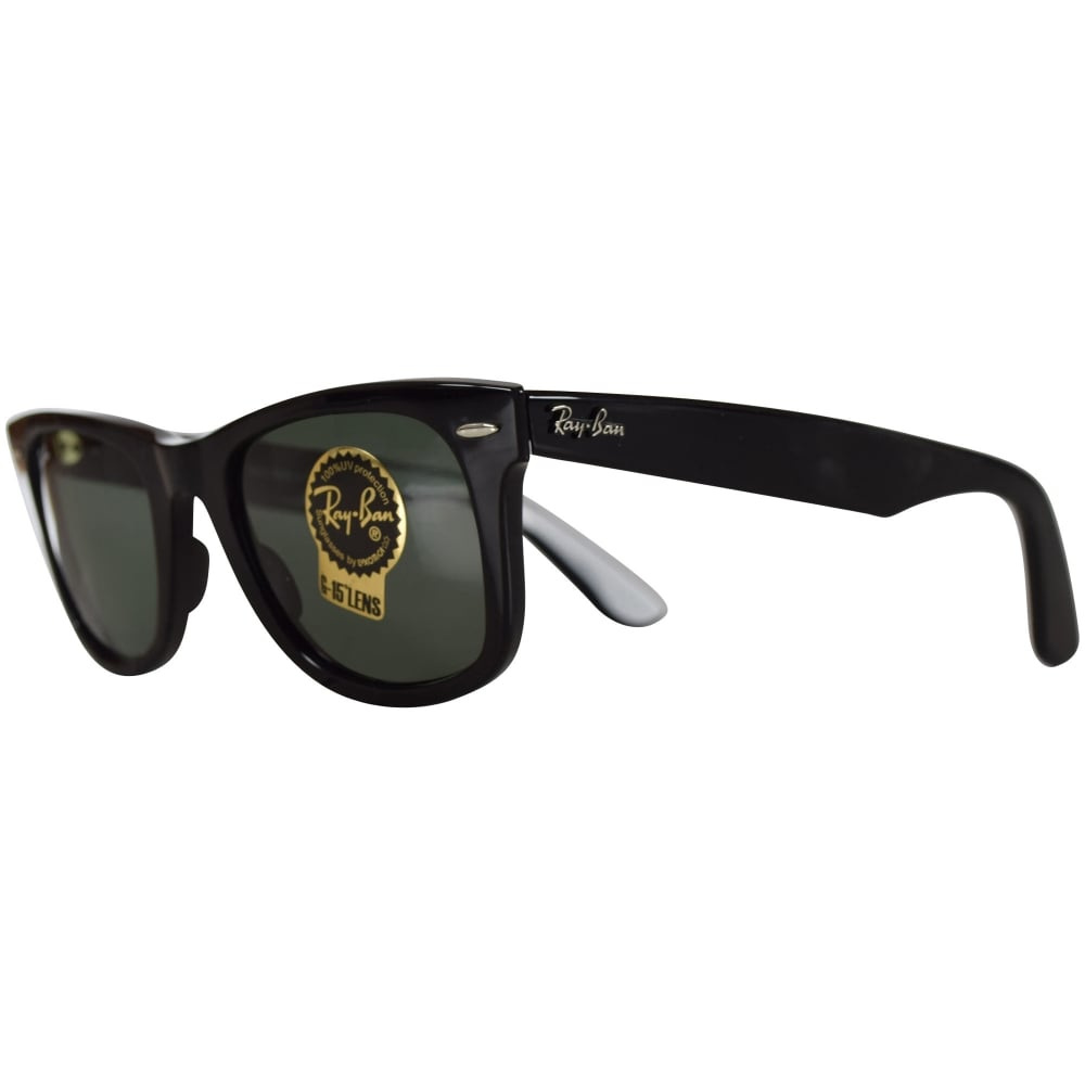 RAY-BAN SUNGLASSES Ray Ban Sunglasses Black Wayfarer Sunglasses ...