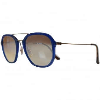 Ray Ban Sunglasses Blue Highstreet Sunglasses