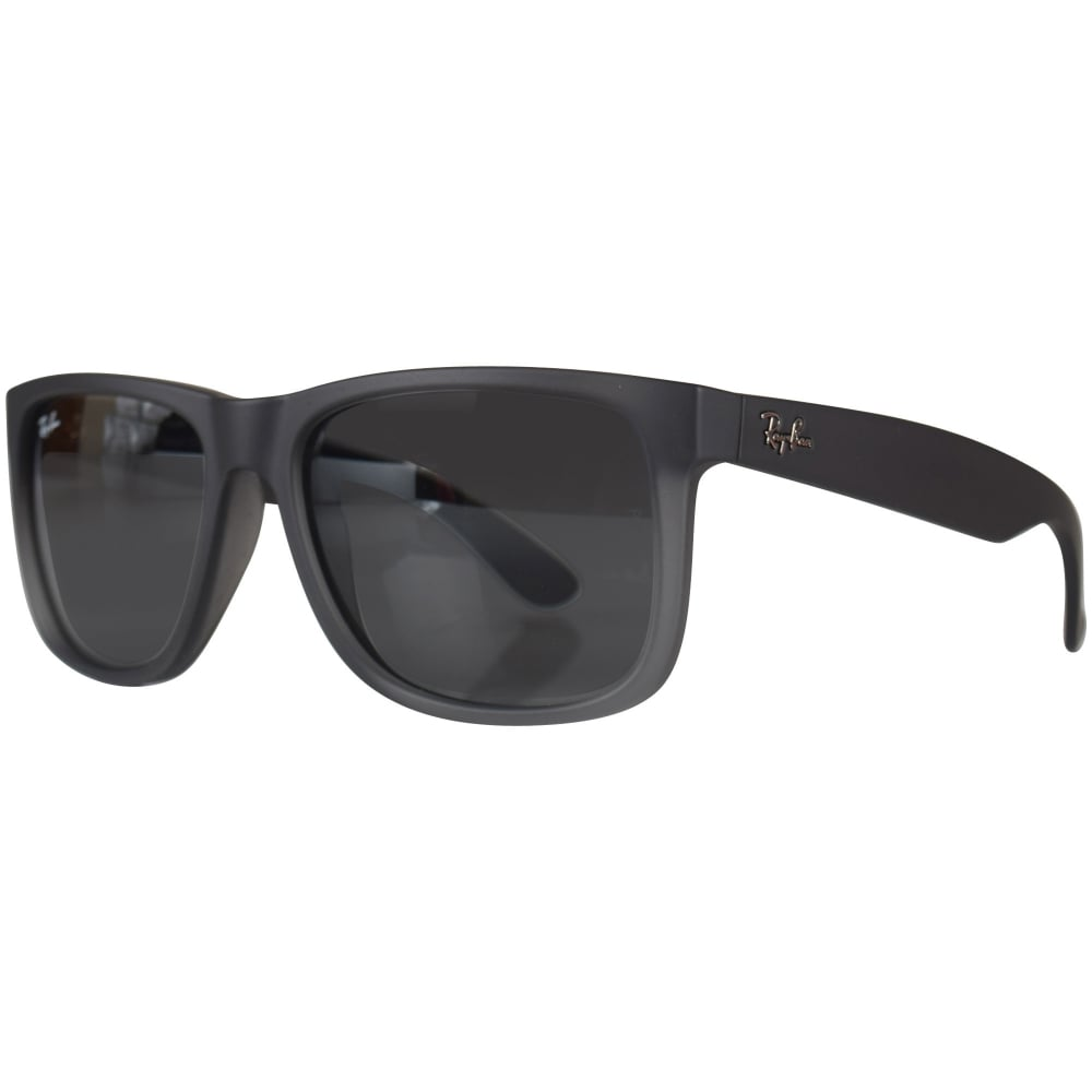 e4054f60f1ee RAY-BAN SUNGLASSES Ray-Ban Matte Black Sunglasses - Men from ...