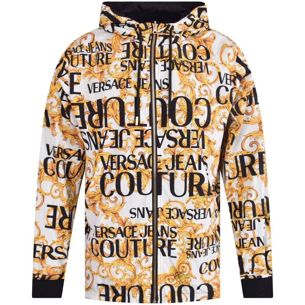 1eb0cad815 Reversible Baroque Print Jacket