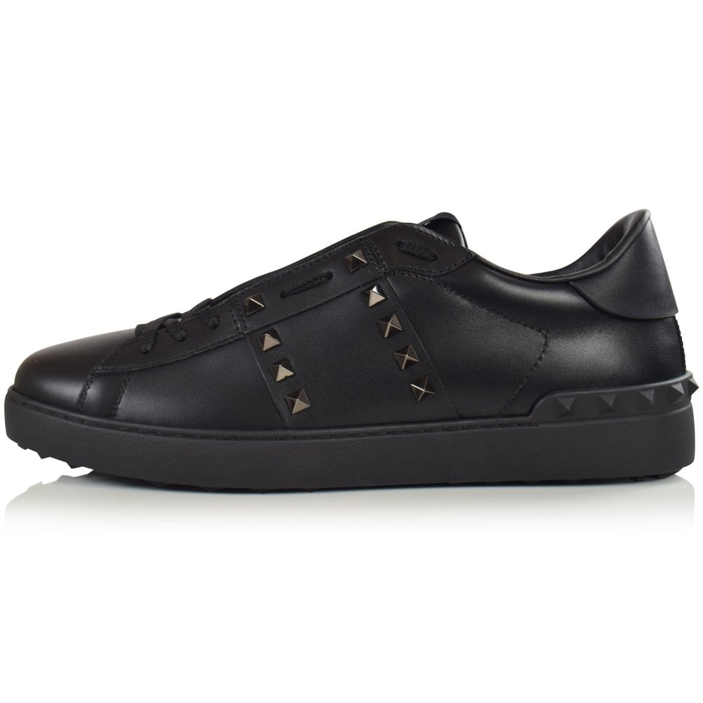 093de22927b59 VALENTINO Rockstud Untitled Noir Trainers - Department from Brother2Brother  UK