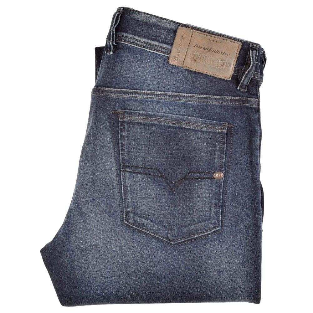 Genieße den reduzierten Preis Schnäppchen 2017 gesamte Sammlung Sleenker 0834T Slim Fit Jeans