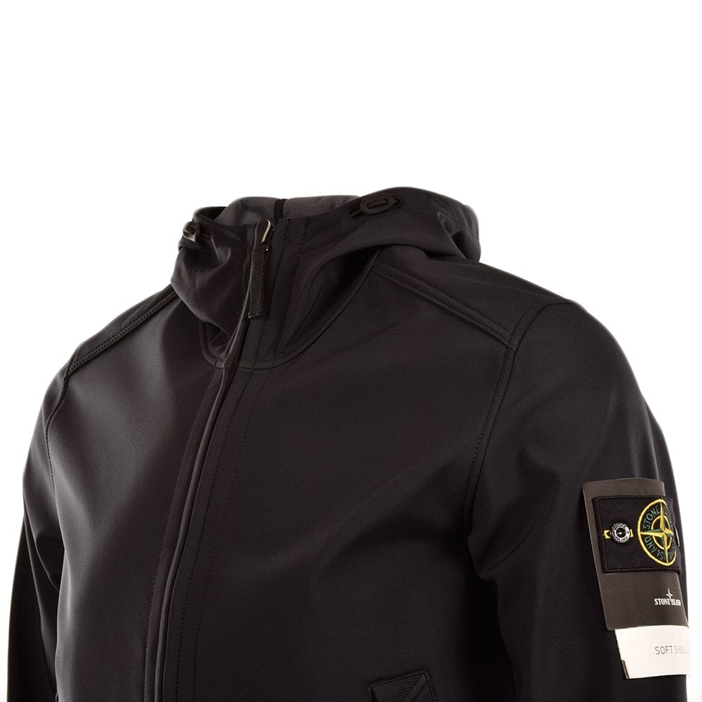 mens stone island hoodie garden house lazzerini. Black Bedroom Furniture Sets. Home Design Ideas