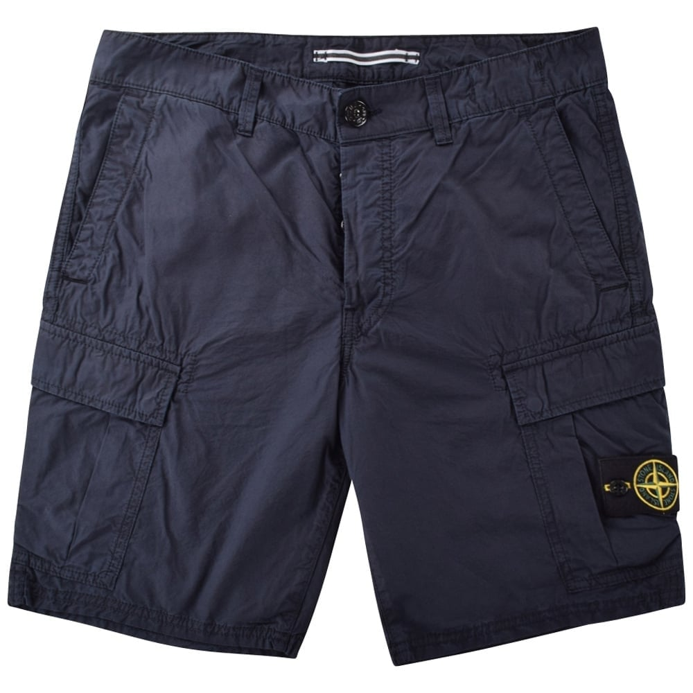 Cotton twill cargo shorts with reflective USPS on side pockets. Select options. Add to Wishlist.