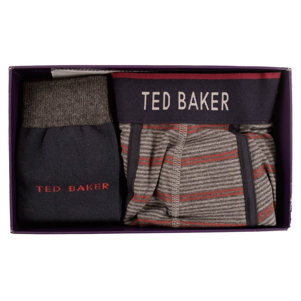 1511dc2e1 TED BAKER Ted Baker Multi Boxers   Socks Gift Set - Men from ...