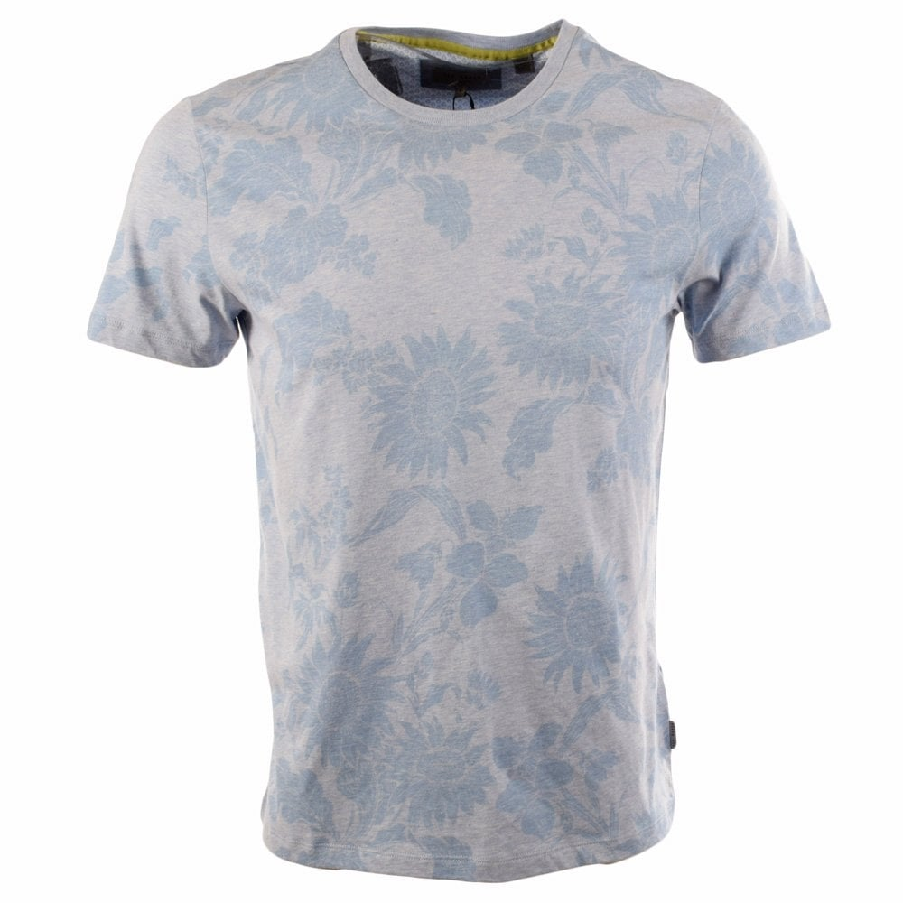 51c7d3069 Ted Baker Light Blue Top | Men's Ted Baker T-Shirt | Ted Baker from ...
