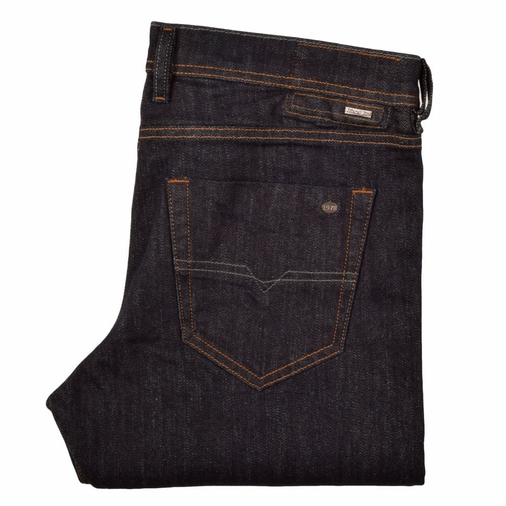 Diesel Tepphar Raw Denim Skinny Fit Jeans Men From Brother2brother Uk
