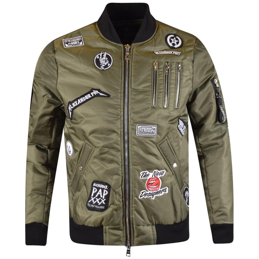 Bomber jacket man uk