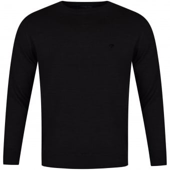 Thomas Finley Charcoal Logo Jumper