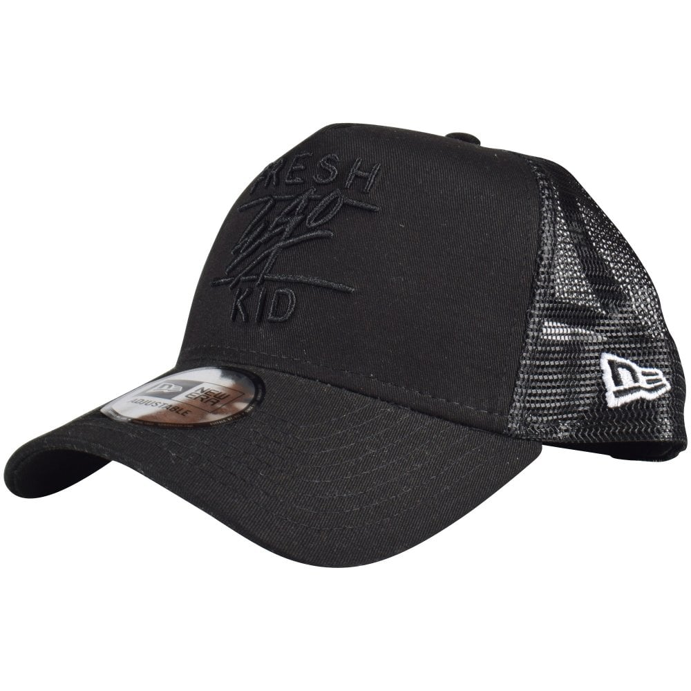 cde80ad7b82616 ... top quality triple black new era adjustable baseball cap c4c08 31c95