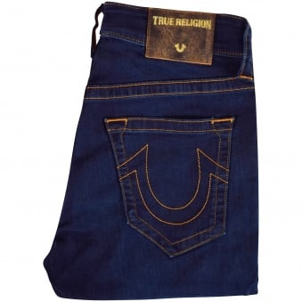 True Religion Dark Wash Jack SE Skinny Fit Jeans