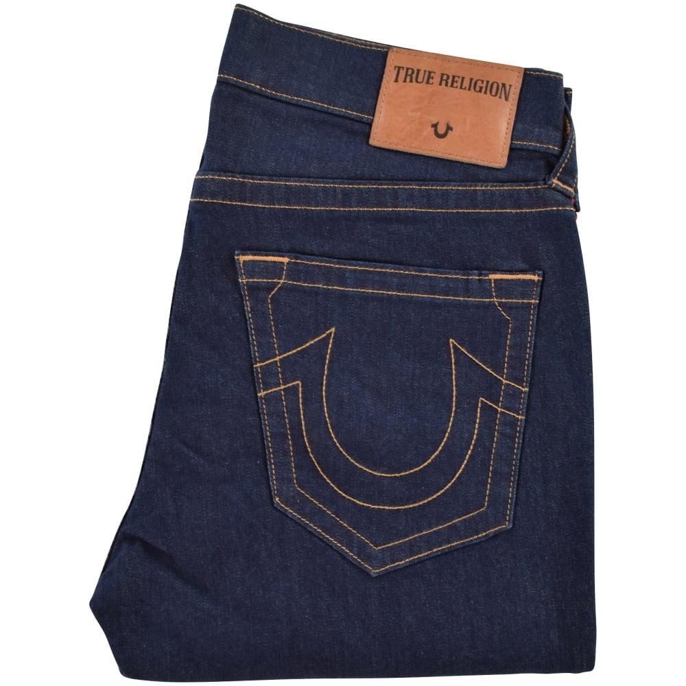 49e808e24e TRUE RELIGION True Religion Dark Wash Rocco Jeans - Men from ...