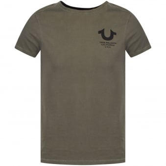 True Religion Dusty Olive T-Shirt