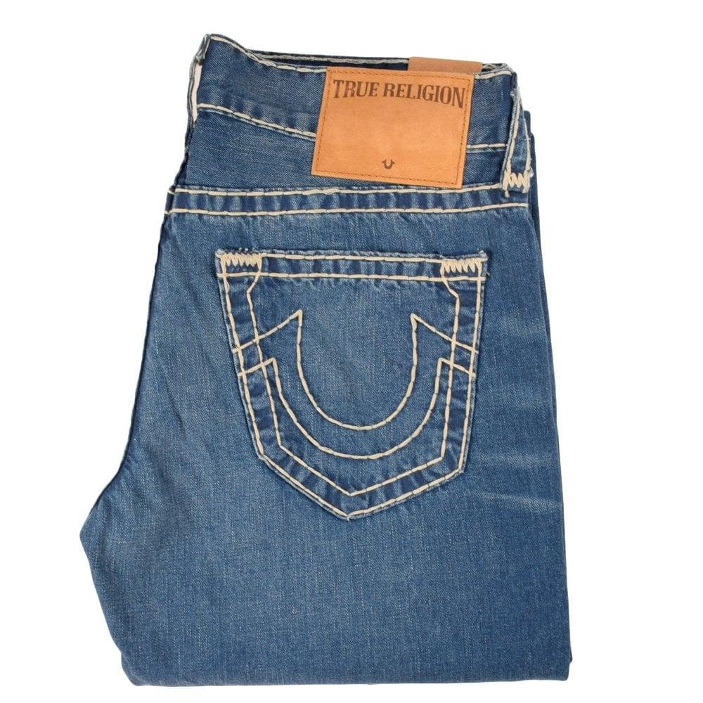 buy mens true religion jeans true religion geno slim fit. Black Bedroom Furniture Sets. Home Design Ideas