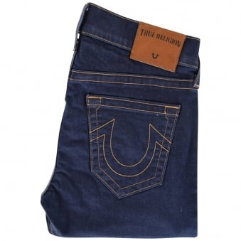 True Religion Indigo Rocco Relaxed Skinny Fit Jeans