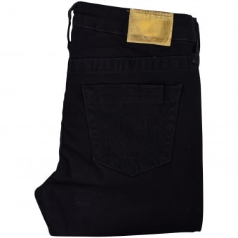 True Religion Junior Black Geno Skinny Fit Jeans