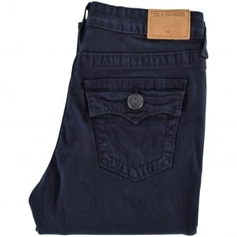 True Religion Junior Navy Soft Rocco Skinny Fit Jeans