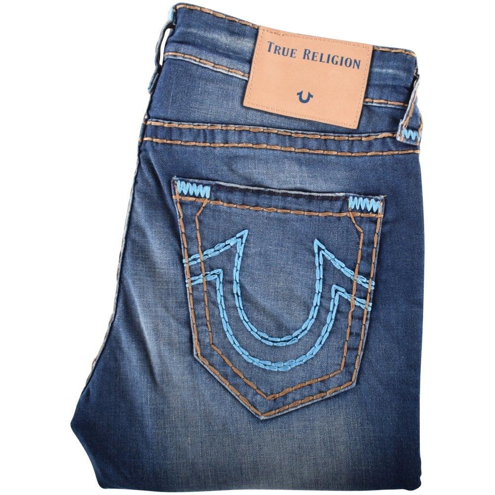 2989b70bfcb TRUE RELIGION True Religion Night Suspect Rocco Jeans - Men from ...