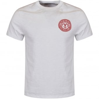 True Religion Red Logo T-Shirt