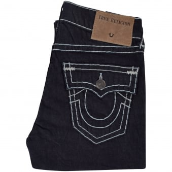 True Religion Relaxed Straight Ricky Jeans