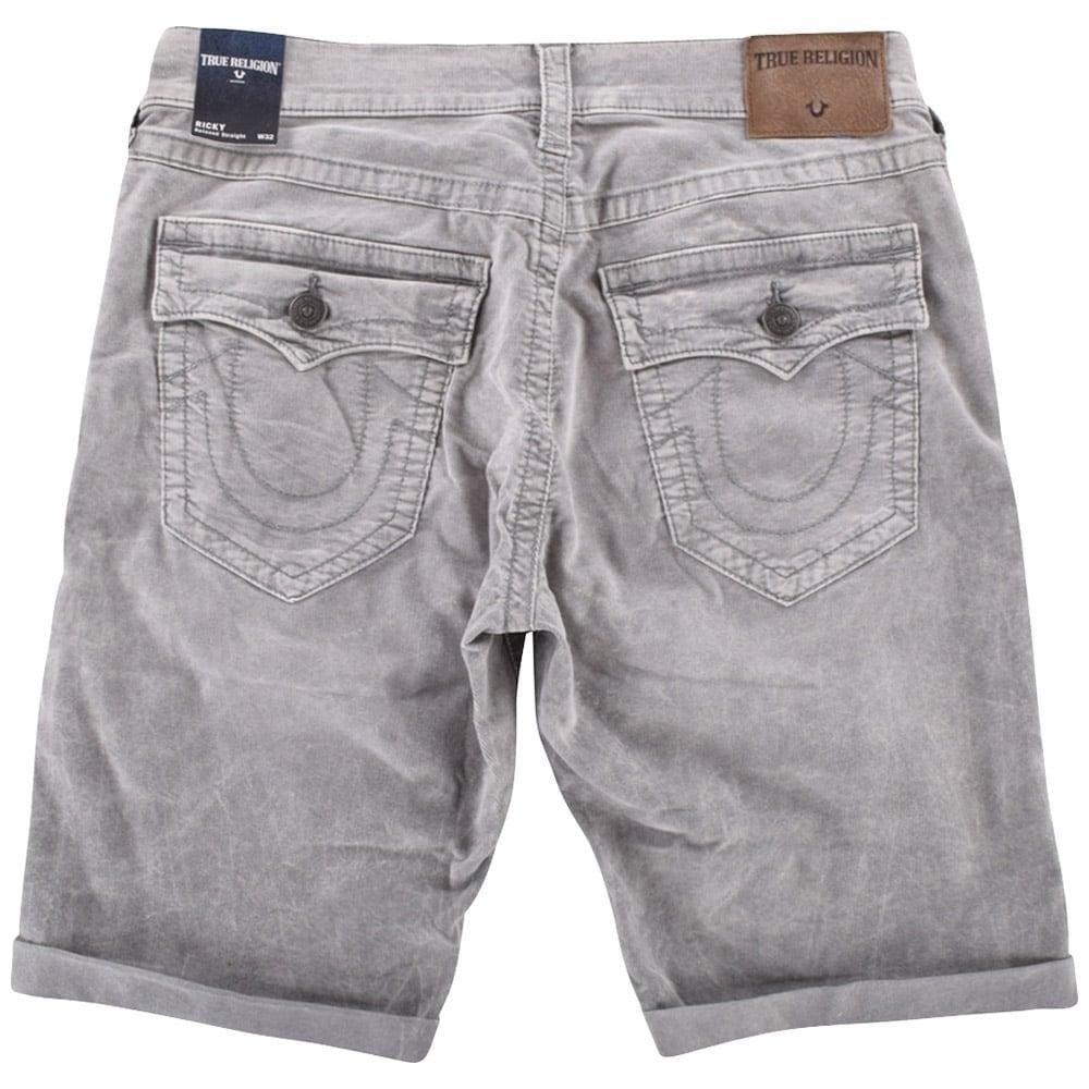 true religion shorts for men