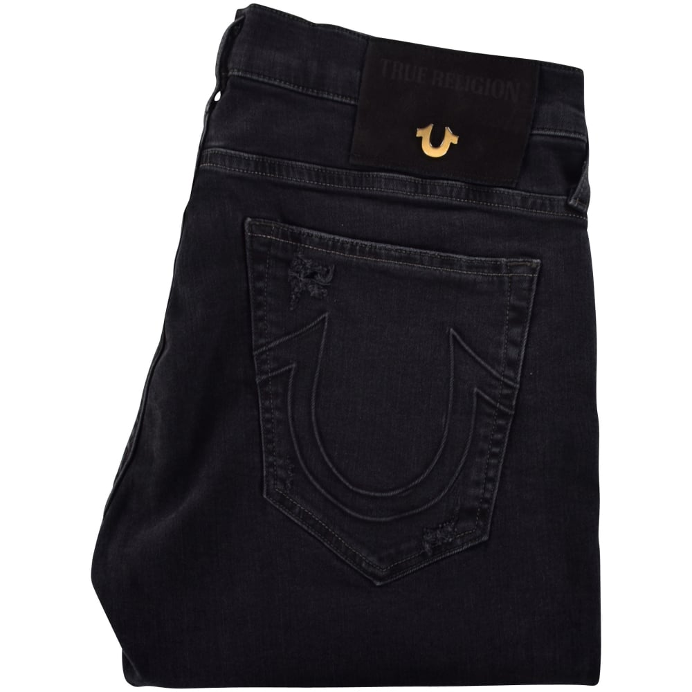 9f039d42e1 TRUE RELIGION True Religion Rocco Relaxed Skinny Distressed Jeans In ...