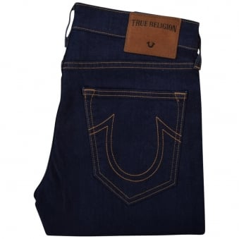 True Religion Mid-Blue Super Stretch Skinny Jeans