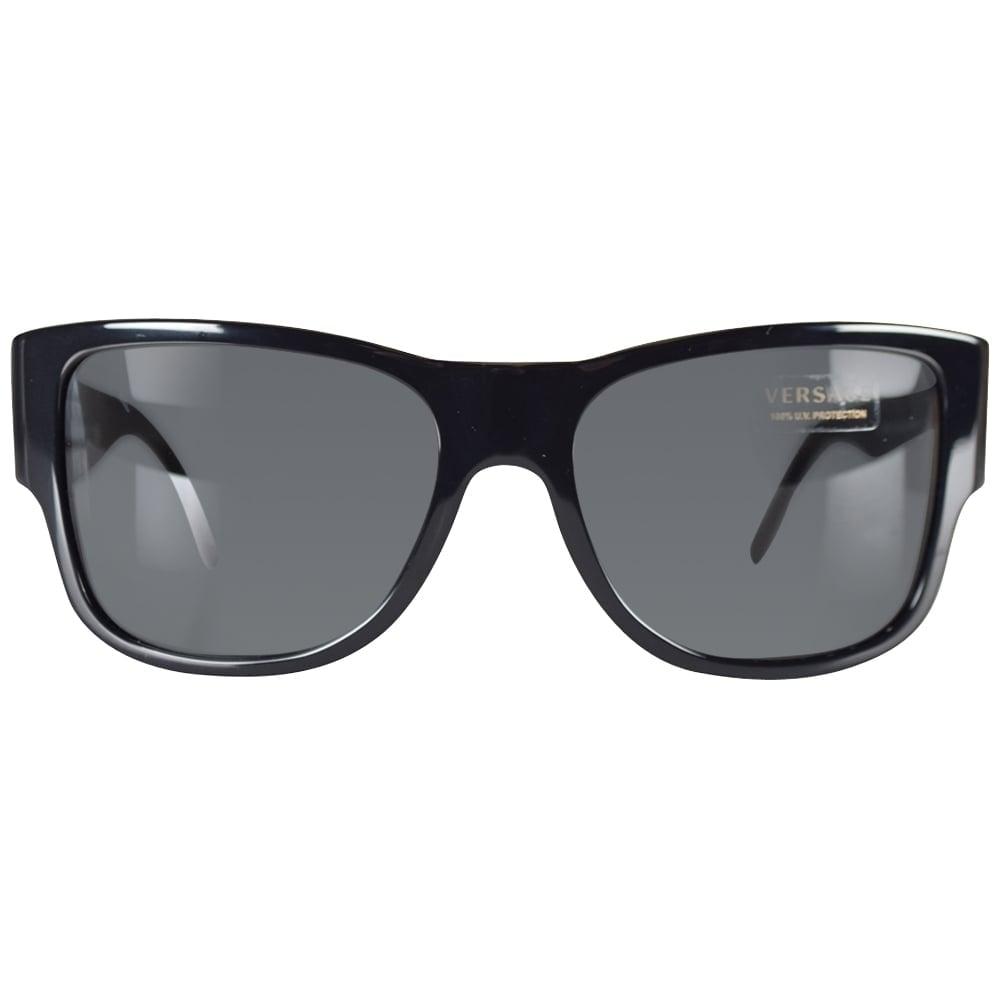b836b67ea23b8 VERSACE Versace Black Medusa Wayfarer Sunglasses - Accessories from ...