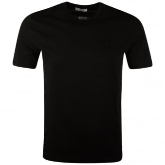 Versace Collection Black Basic T-Shirt