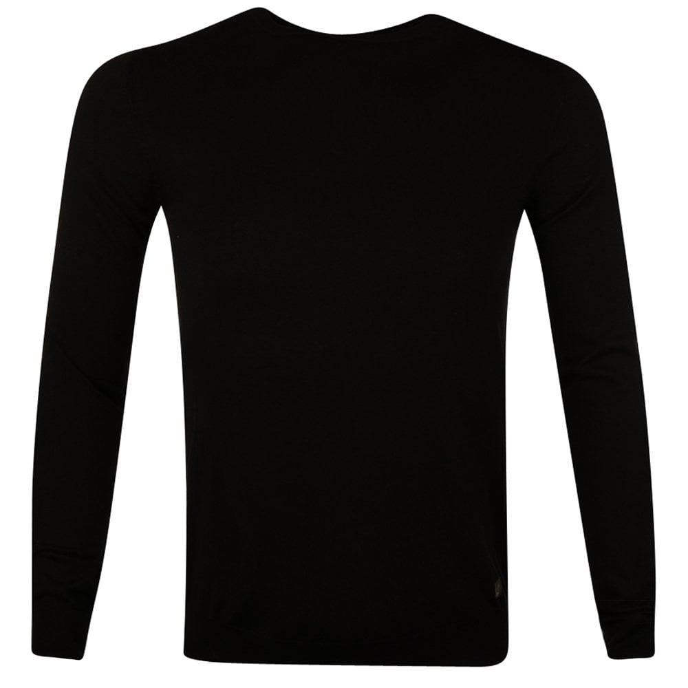 Black Versace Jumper