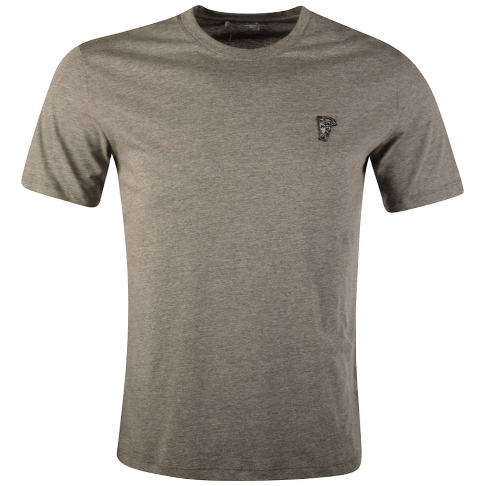 31d3a1e4 VERSACE COLLECTION Versace Collection Grey Basic T-Shirt - Men from ...