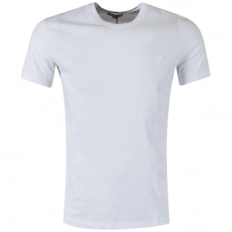 Versace Collection White Basic T-Shirt