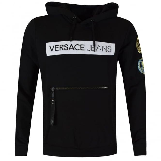 Black Versace Hoodie