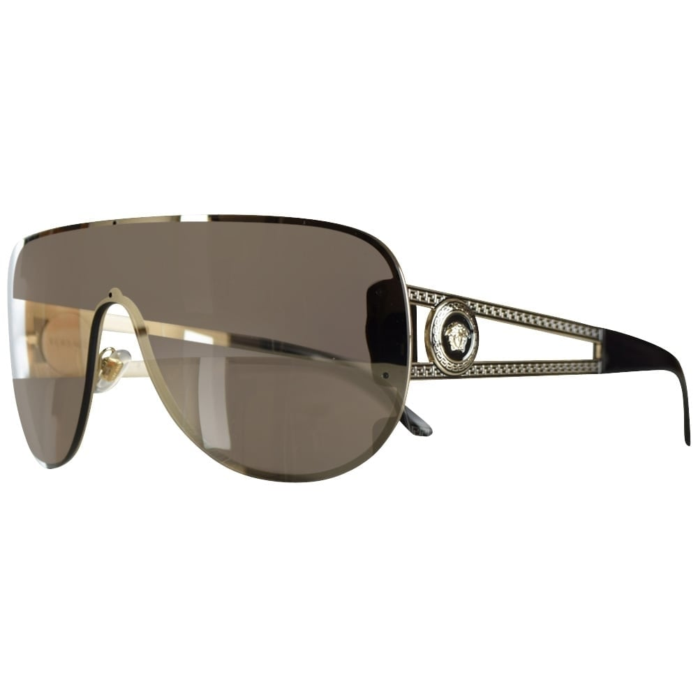 98a8f51b33c Versace Aviator Sunglasses For Men