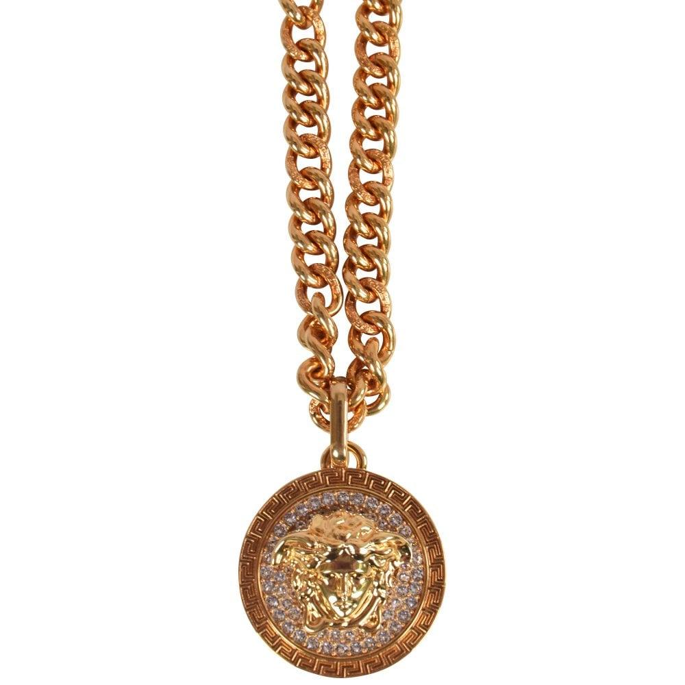 a11ec5eb0d495 Medusa Crystal Pendant Necklace