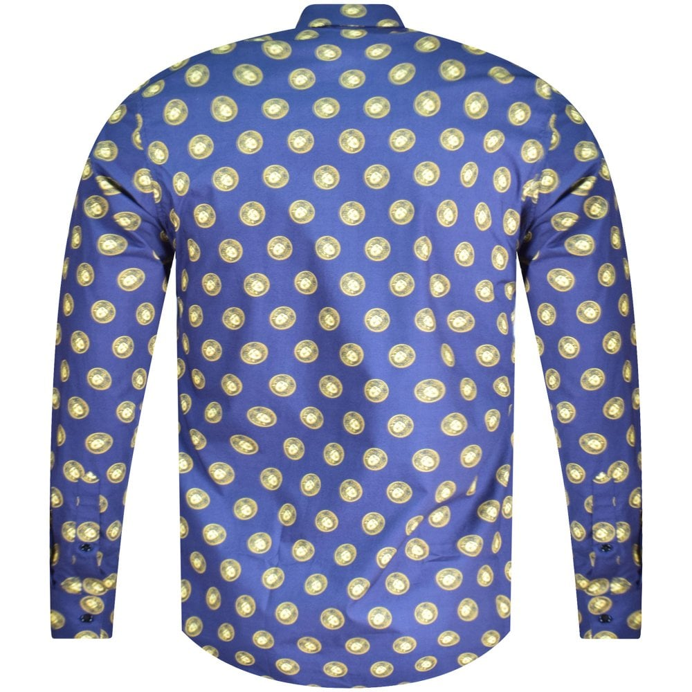 00aac0f0 VERSACE Multi Medusa Print Shirt - Department from Brother2Brother UK