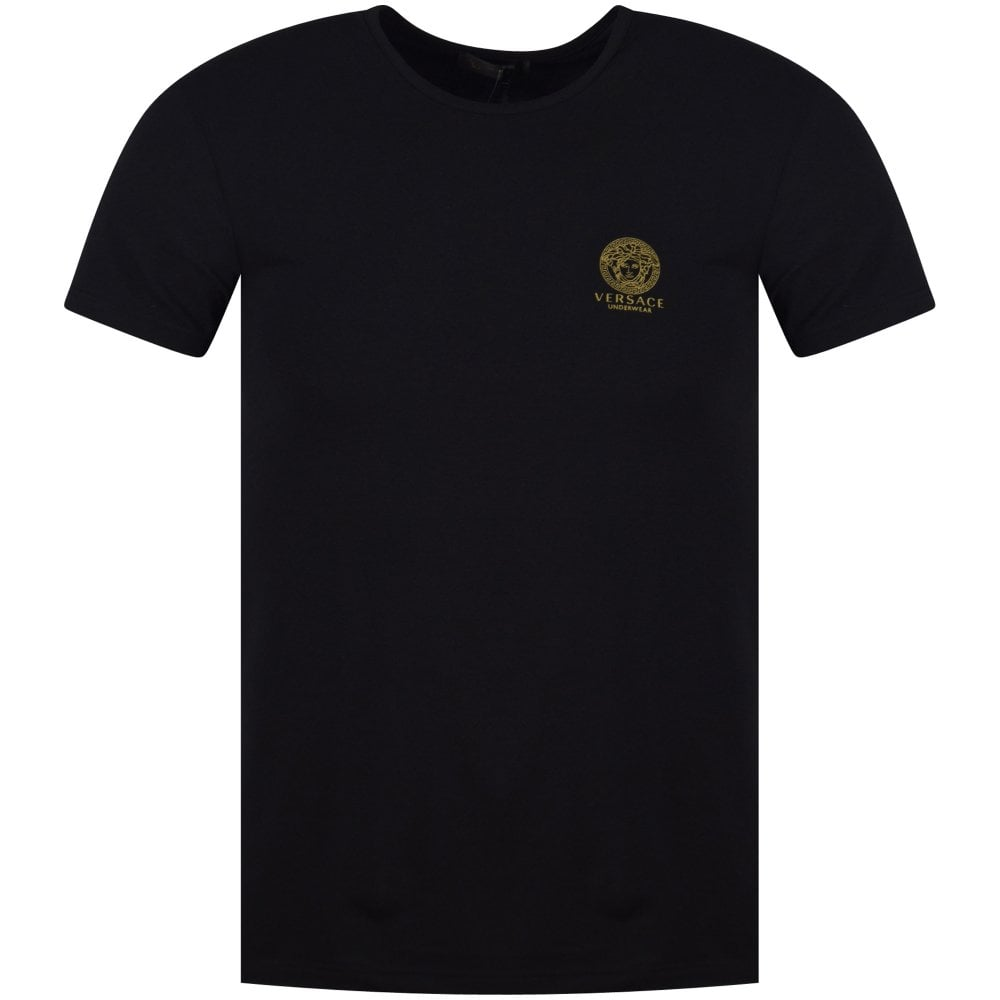 53a0abb06c Black/Gold Medusa T-Shirt