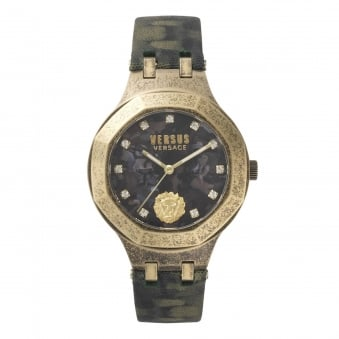 Camo/Gold Versace VSP350217 Watch