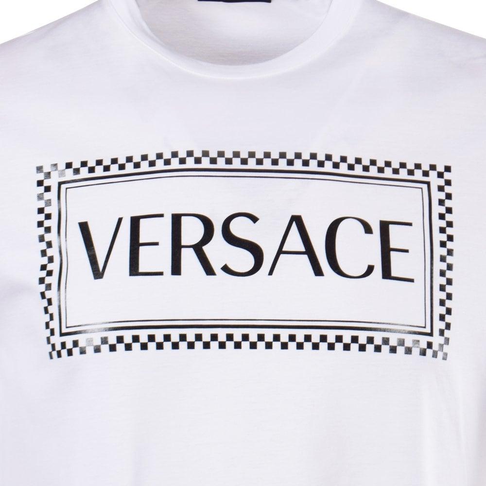 c17ff635c5 White Sustainable Vintage 90s Logo T-Shirt