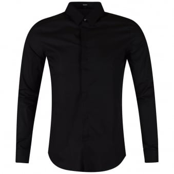 Versus Versace Black Back Logo Shirt